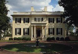 Virginia's Executive Mansion using KISS