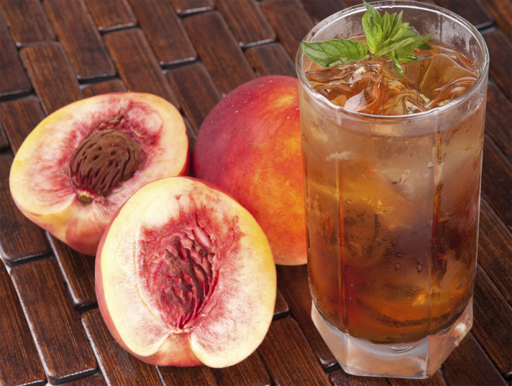 whiskey peach kiss crafty use for over ripe peaches by keep it simple ...