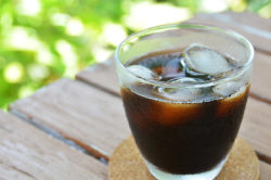 Iced Coffee Old-Fashioned