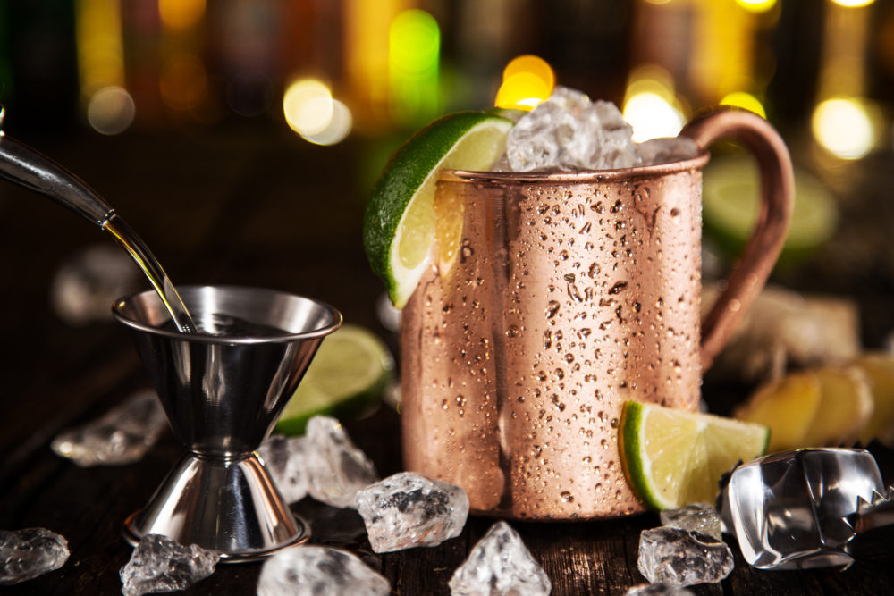 Moscow Mule with KISS