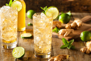 Irish Whiskey Ginger